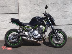 カワサキ/Z650 ABS ETC