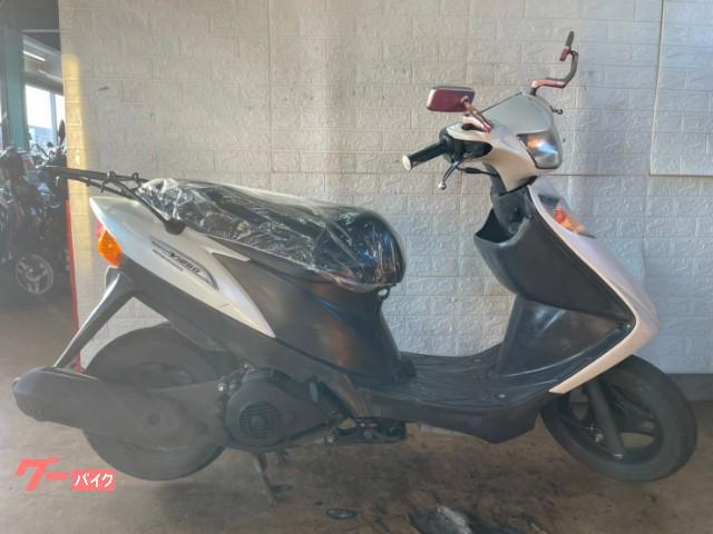 スズキ アドレスV125G   2009年式 インジェクション 前タイヤ新品交換の画像(大阪府