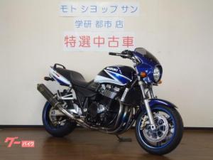 スズキ/GSX1400 社外マフラー ETC