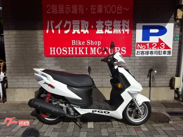 PGO TIGRA125の画像(福岡県