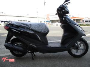 スズキ/アドレス125 フラットシートモデル