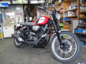 ヤマハ/SCR950 グーバイク鑑定車