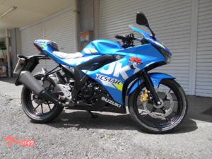 スズキ/GSX-R125 2020モデル