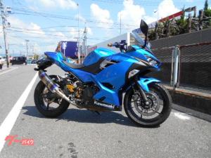 カワサキ/Ninja 250 2018モデル グーバイク鑑定車
