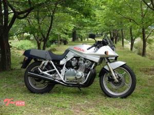 スズキ/GSX1100S KATANA ワンオーナー ワイセコピストン