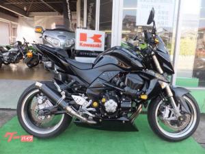 カワサキ/Z1000 18点カスタム ETC付き 2007年