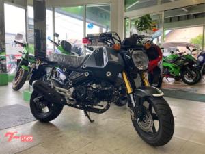 ホンダ/グロム ABS 新型モデル