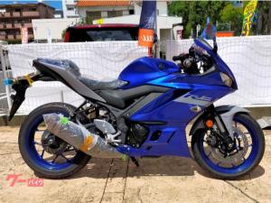 ヤマハ/YZF-R3 2021年モデル