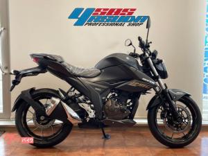 スズキ/GIXXER 250 油冷 21年モデル