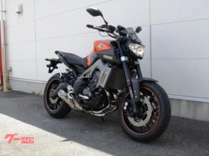 ヤマハ/MT-09 RN34J