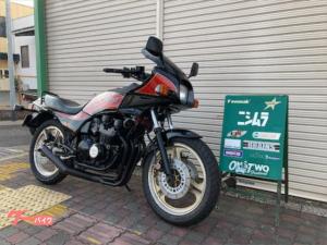 カワサキ/GPZ400 ノーマル 新品社外ショート管