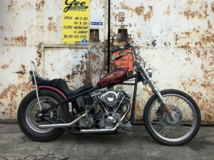 HARLEY-DAVIDSON/HARLEY-DAVIDSON・他車種 SHOVEL RIGID