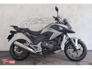 ホンダ/NC750X タイプLD ETCキャリア付 グーバイク鑑定車