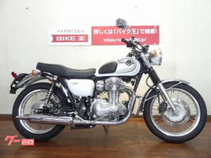 カワサキ/W800 エンジンガード