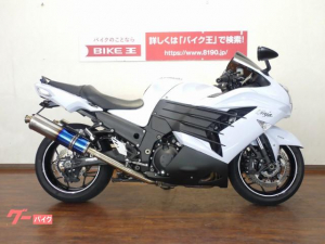 カワサキ/Ninja ZX-14R カワサキブライト正規 東南アジア仕様