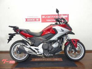 ホンダ/NC750X リアキャリア グリップヒーター グーバイク鑑定車