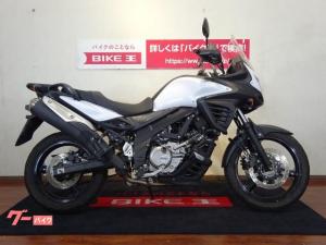 スズキ/V-ストローム650 グリップヒーター ABS グーバイク鑑定車