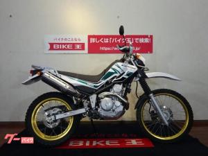 ヤマハ/セロー250 ナックルガード ハンドルポスト Rキャリア FIモデル
