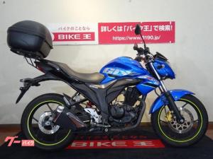スズキ/GIXXER 150 Rキャリア トップケース