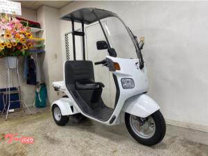 ホンダ/ジャイロキャノピー インジェクション 4サイクル TA03 大型ルーフ 三輪