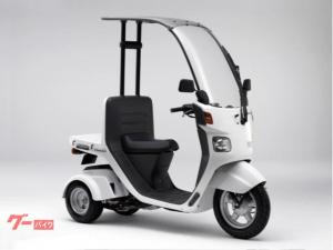 ホンダ/ジャイロキャノピー 新車 インジェクション 4サイクル 大型ルーフ