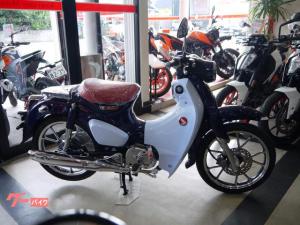 ホンダ/スーパーカブC125 新車
