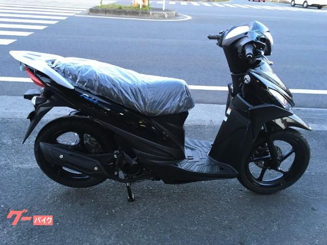 スズキ アドレス110 新車 リアボックス付きの画像(熊本県