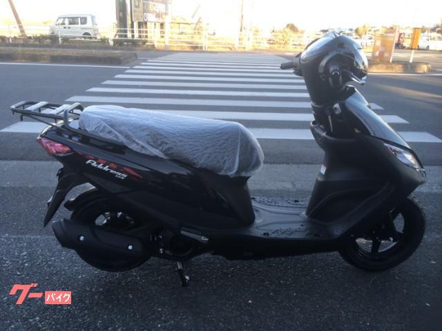 スズキ アドレス125 新車の画像(熊本県