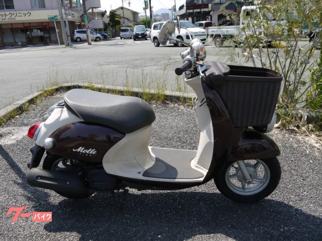 ヤマハ ビーノモルフェ FIの画像(熊本県