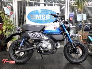 ホンダ/モンキー125 ABS FIインジェクション LEDヘッドライト