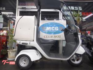ホンダ/ジャイロキャノピー ティーズプロダクトリアBOX 付き FIインジェクション 4サイクルエンジン