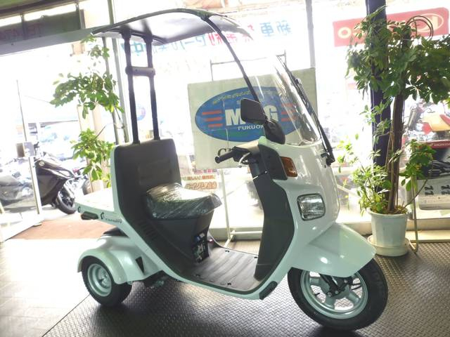 ホンダ ジャイロキャノピー 2020年モデル 4サイクル FIインジェクションの画像(福岡県