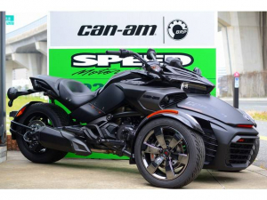トライク/BRP Can-Am SPYDER F3-S SPECIAL