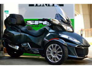 トライク/BRP can-am SPYDER RT LIMITED