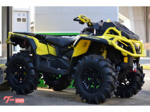 バギー/BRP Can-Am Outlander XMR1000R