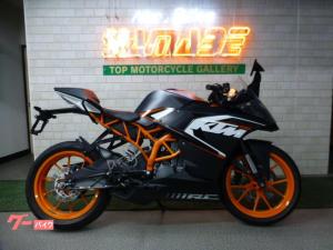 KTM/RC200 グーバイク鑑定車