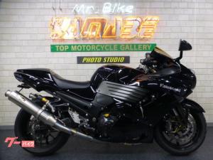 カワサキ/ZZ-R1400 ノジマチタンフルエキ
