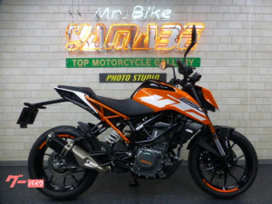KTM/250デューク ABS グーバイク鑑定車