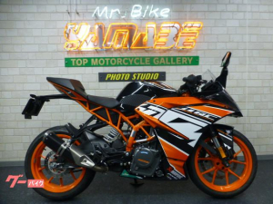 KTM/RC390 ABS グーバイク鑑定車