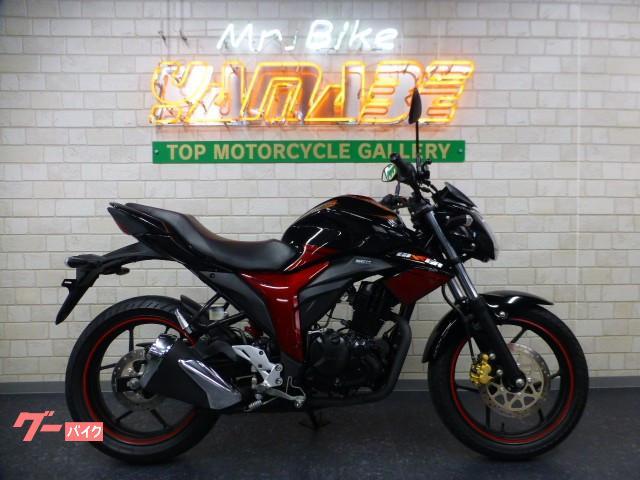スズキ GIXXER 150 グーバイク鑑定車の画像(熊本県