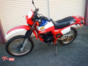 ホンダ/XL125Rパリダカール