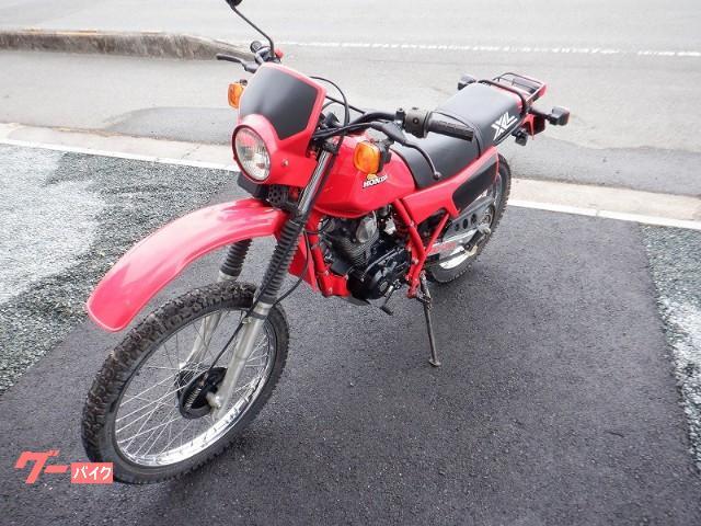 ホンダ XL125Rの画像(熊本県