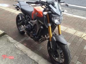 ヤマハ/MT-09 ABS
