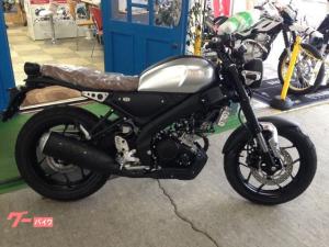 ヤマハ/XSR155 インドネシア仕様