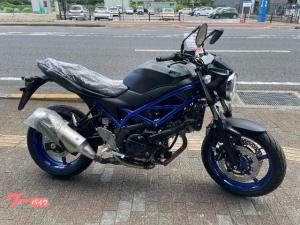 スズキ/SV650 ABS 2021モデル
