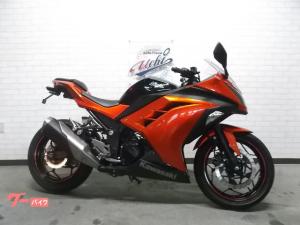 カワサキ/Ninja 250 フェンダーレス