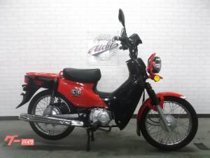 ホンダ/クロスカブ110 ノーマル車
