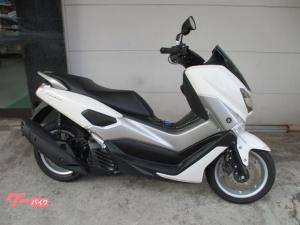 ヤマハ/NMAX グリップヒーター付 グーバイク鑑定車