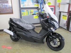 スズキ/バーグマン200 ABS