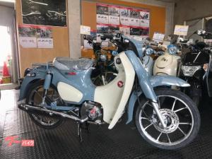 ホンダ/スーパーカブC125 グーバイク鑑定車